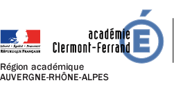 Logo Académie Clermont-Ferrand